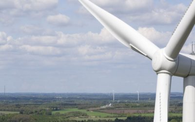 Hamburg-based company CIC builds wind farm in Sweden