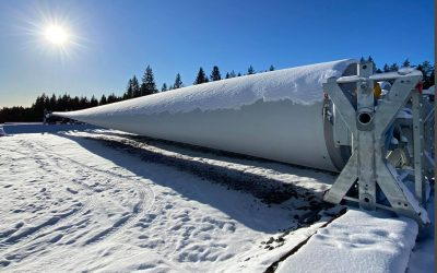 CIC realizes first wind farm in Sweden